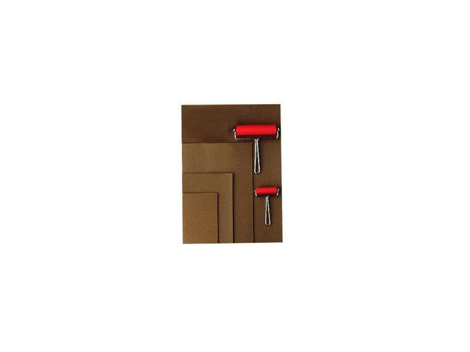 Linoleum - 148 x 105 mm A6