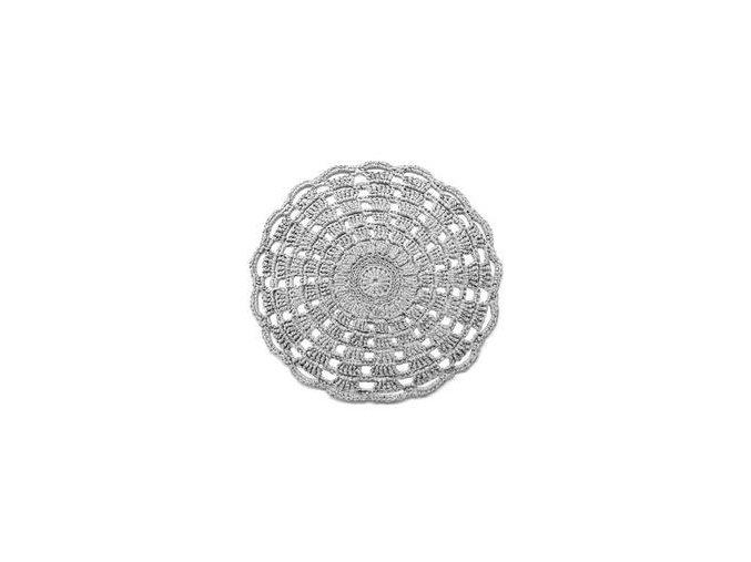 Set HOOOKED RibbonXL - koberec - Silver Grey