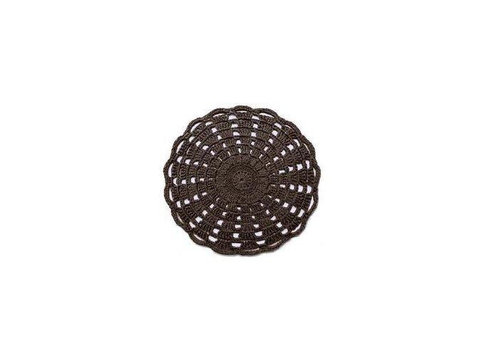 Set HOOOKED RibbonXL - koberec - Tabacco Brown