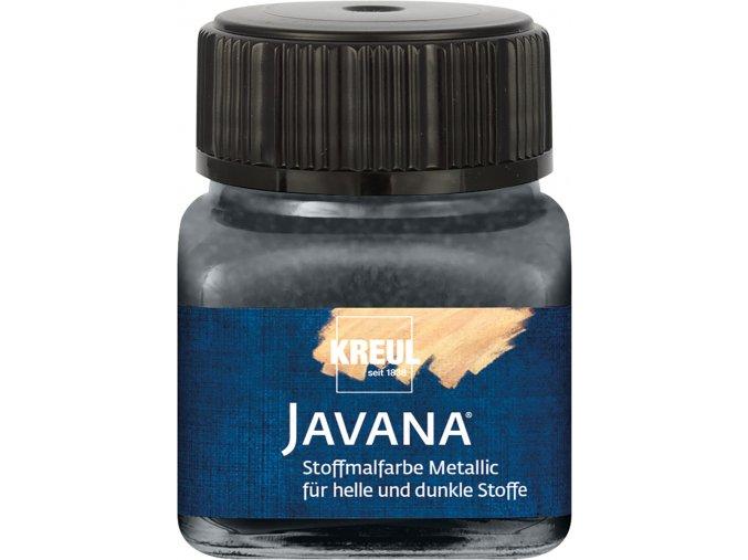 Barva na tm. i sv. textil - metalická (20 ml) - 8 odstínů