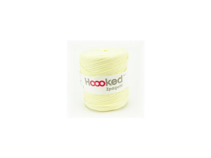Hoooked Zpagetti - Pastel Yellow (120 m)