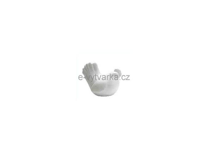 Polystyrenová slepice 15 cm
