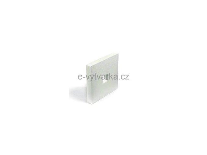 Polystyrenový čtverec 325x325x50 mm