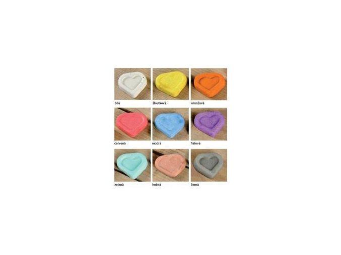 Dekobeton - barevný pigment (25ml) - 9 odstínů