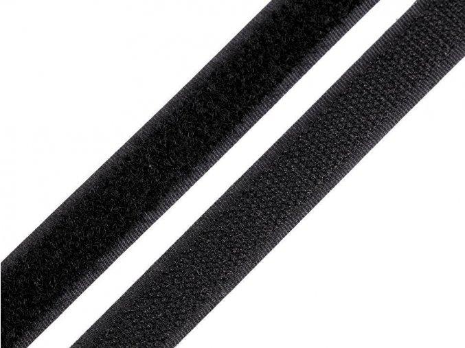Suchý zip háček + plyš šíře 16 mm (5m)