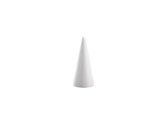 Polystyrenový kužel 27 cm