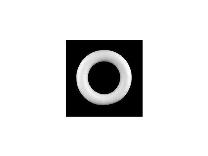 Polystyrenový věnec pr. 26,5 cm