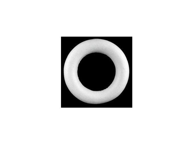 Polystyrenový věnec pr. 50 cm