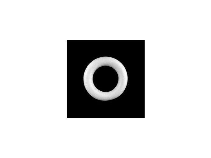Polystyrenový věnec pr. 13 cm - tenký
