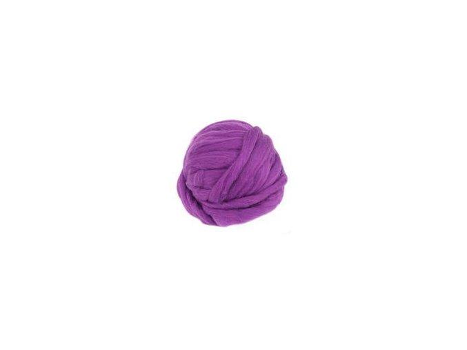 XL NOODLE merino 250g - Violet