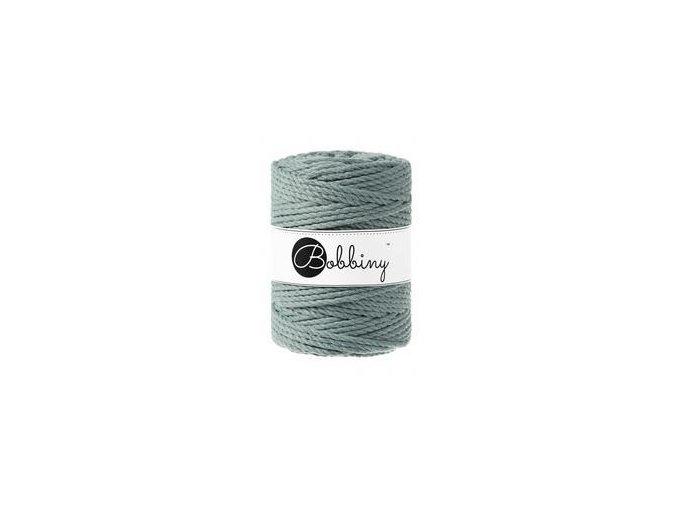 Bobbiny Macrame 3PLY XXL 5mm (100m) - LAUREL