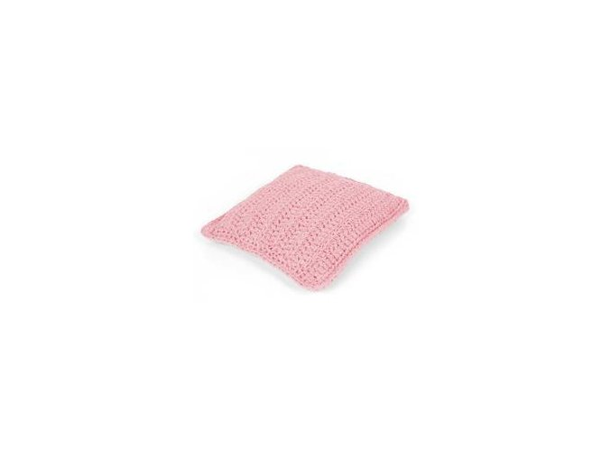 SET Hoooked RibbonXL polštář - Pink