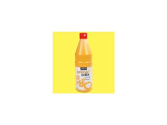 Temperová barva Pebeo Primacolor Liquid (1 l) - 14 odst.