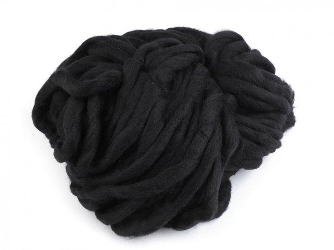 EKO MERINO 250g - černá
