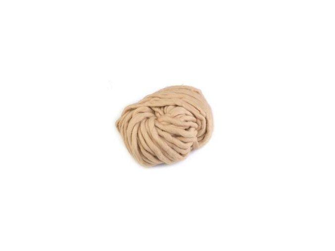 EKO MERINO 250g - hnědá srnčí