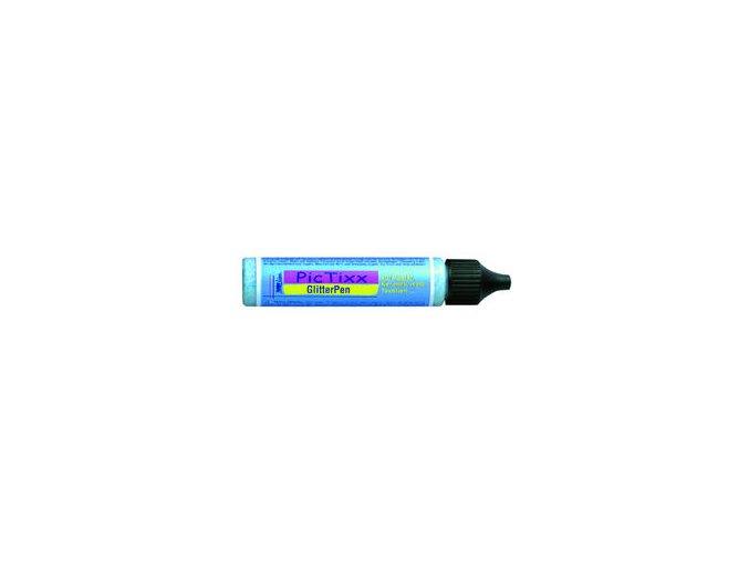 Hobby Line PicTixx Pen, glitrová (29 ml) - 12 odstínů