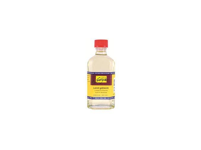 Bělený lněný olej (125 ml)