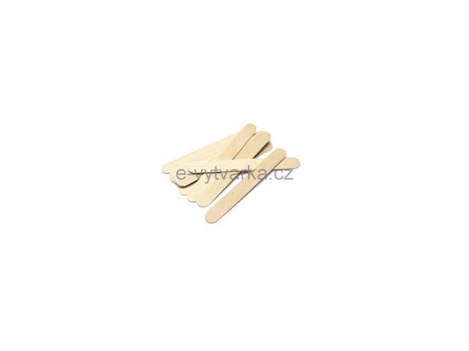 Dřevěná špachtle 150x18 mm (100ks)
