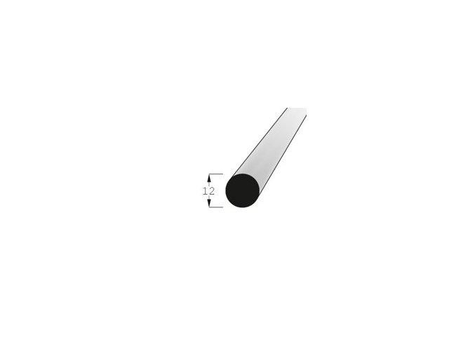 Dřevěná tyč na vázaní macramé - dub pr. 12mm