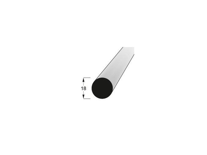 Dřevěná tyč na vázaní macramé - borovice pr. 18mm