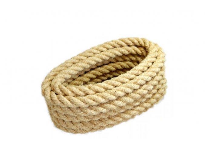 Sisálové lano - pr. 12mm (1m)