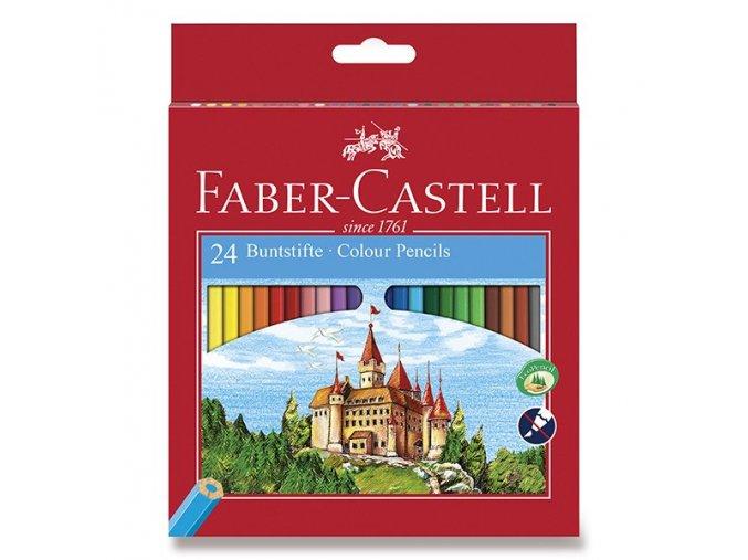 Pastelky FABER-CASTELL (24ks)