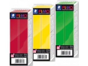 NOVÉ levnější Fimo Professional 454g - 24 odstínů