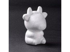 Polystyrenová kravička 14,3 cm
