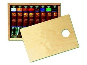 Set olejových barev Solo Goya - 8 ks (55 ml)