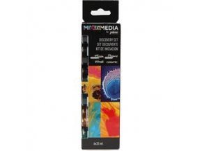 Mixed Media - sada Discovery 6 x 20 ml, 754701