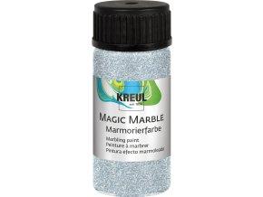 Mramorovací barva glitrová (20 ml) - 2 odstíny