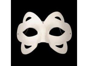Karnevalová maska k domalování č.3