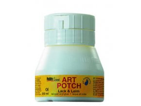 Art Potch lepidlo a lak pro decoupage (250 ml)