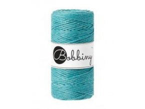 Bobbiny Macrame REGULAR (3mm) - TEAL