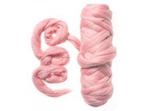3XL NOODLE merino 1000g - Baby Pink