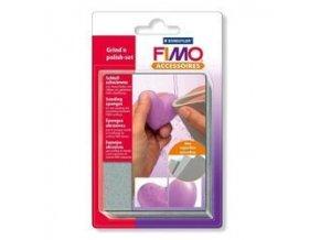 FIMO sada brusných houbiček