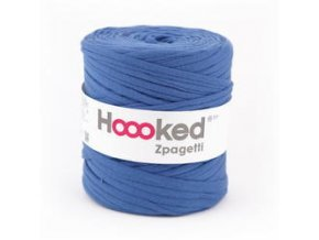 Hoooked Zpagetti - just blue (120 m)