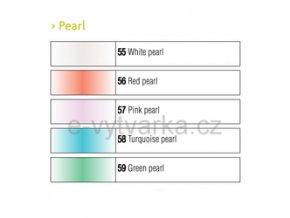 Tempera Pebeo Primacolor Liquid Pearl (150 ml) - 5 odst.