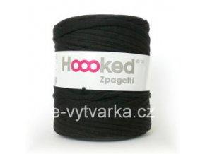 Hoooked Zpagetti - black (120 m)