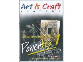 Instruktážní DVD Powertex 1 - Úvod do tvorby (CZ)