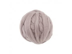 XL NOODLE merino 250g - Taupe