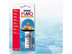 FIMO Accessories - sněhové vločky pro sněhové koule