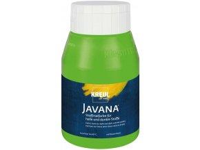 Barva na tm. a sv. textil Javana - základní (500 ml) - 6 odstínů