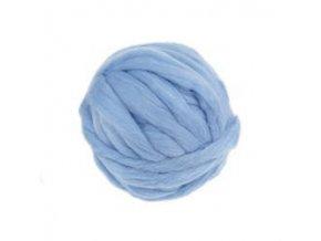 XL NOODLE merino 250g - Blue