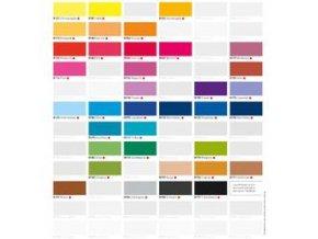 Barva na hedvábí JAVANA ( 1l ) - 36 odstínů