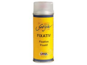 Fixativ ve spreji (400 ml)