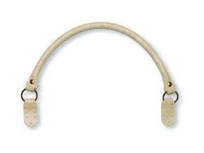 Ucho pro tašku Hoooked, imitace hadí kůže 51 x 2 cm (1kus)