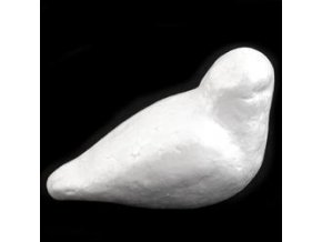 Polystyrenové ptáček 9 cm