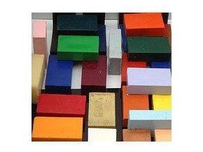 Enkaustický vosk - 48 odstínů