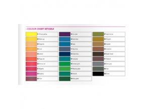 Barva na hedvábí Pébeo Setasilk (45 ml) - 25 odstínů